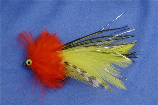 Yellow & Red Tarpon Whistler