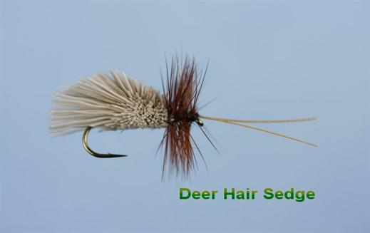 Deer Hair Sedge or G & H Sedge
