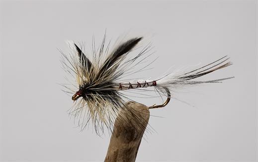 Spent Deerstalker Mayfly White