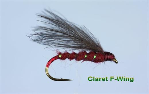 F Wing Claret