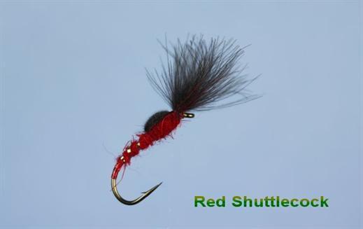 Shuttlecock Red CDC