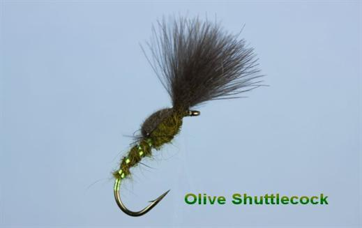 Shuttlecock Olive CDC