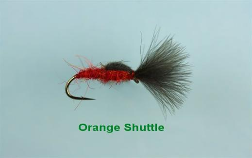 Shuttlecock Orange CDC