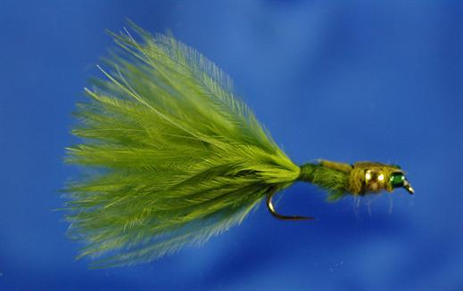 Olive Damsel Marabou