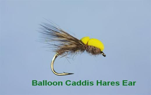 Balloon Caddis Hares Ear