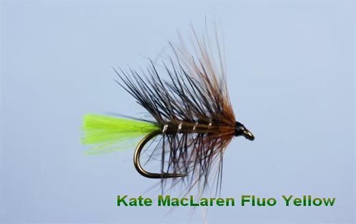 Kate MacLaren Fluo Yellow