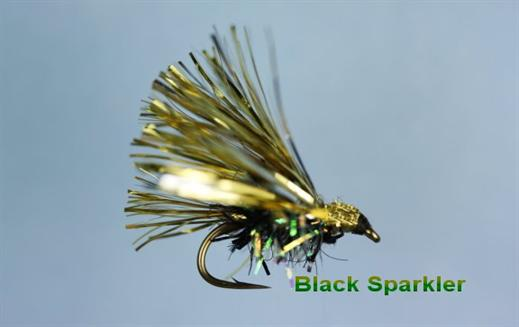 Black Sparkler