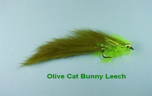 Bunny Leech Olive LS