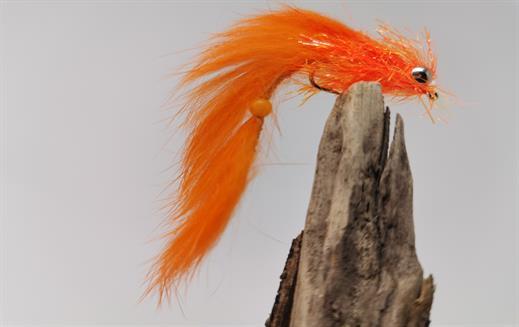 Bunny Leech Hot Orange LS