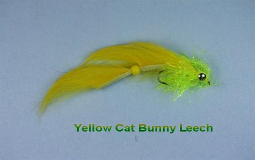 Bunny Leech Hot Yellow LS