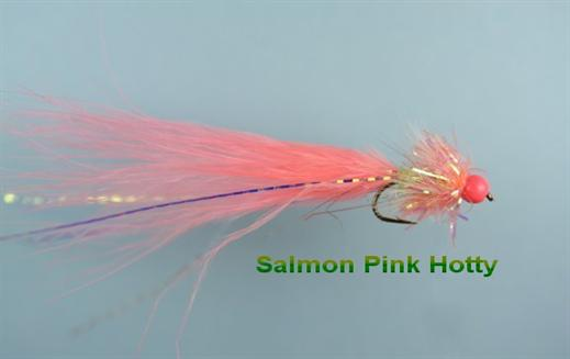 Salmon Pink Hotty