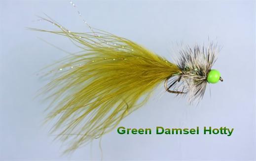 Green Damsel Hotty