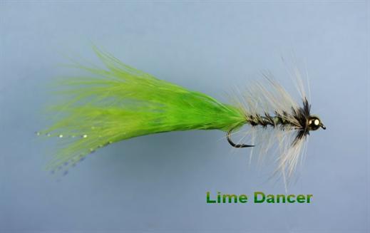 Hot Lime Dancer