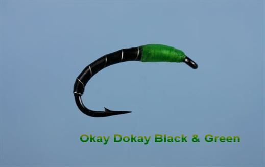 Okay Dokay Black and Green