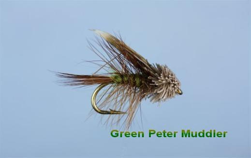 Green Peter Muddler