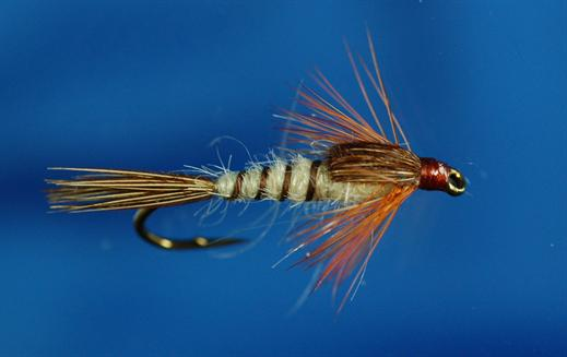 Barbless Nymph Walker Mayfly Nymph Weighted