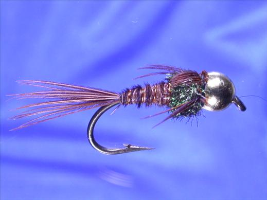 Gold Head Pheasant Tail
