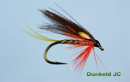 Dunkeld JC Winged Wet