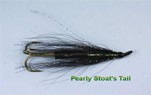 Pearly Stoats Tail