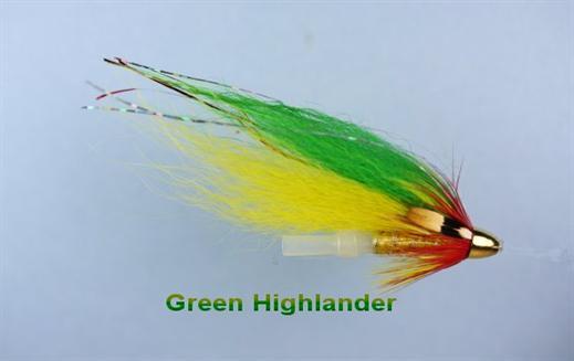 Green Highlander JC