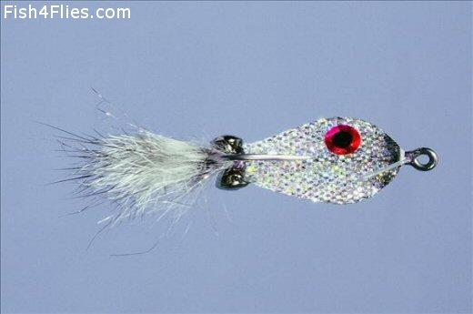 Rainys Spoon Fly Silver