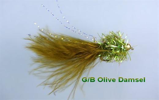 Fritz Damsel Olive GH