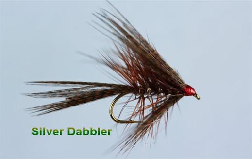 Silver Dabbler
