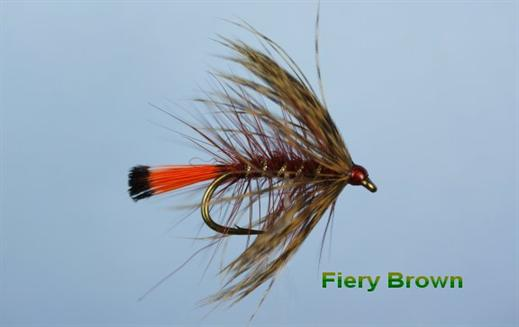 Bumble Fiery Brown