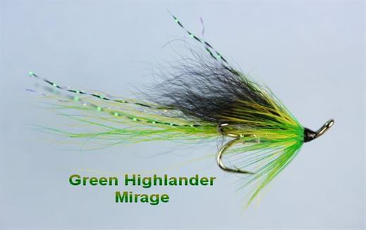 Green Highlander Mirage