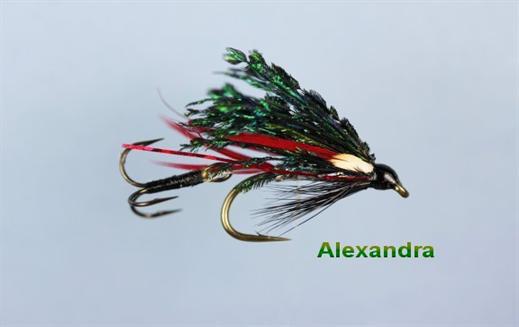 Alexandra JC Flying Treble