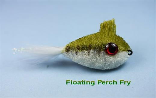 Floating Perch Fry