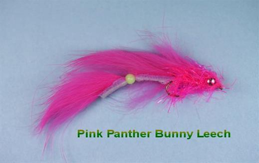 Pink Panther Bunny Leech