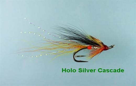 Holo Silver Cascade