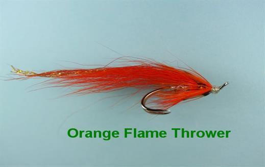 Flame Thrower Orange