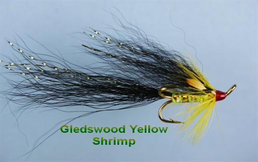 Gledswood Black and Yellow Shrimp