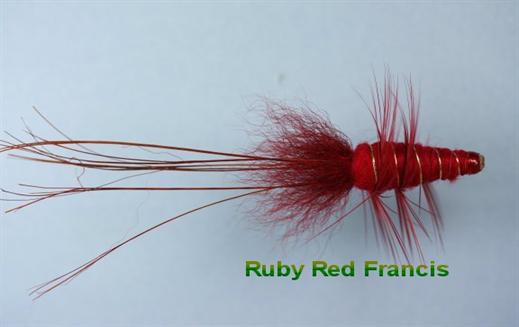 Ruby Red Francis