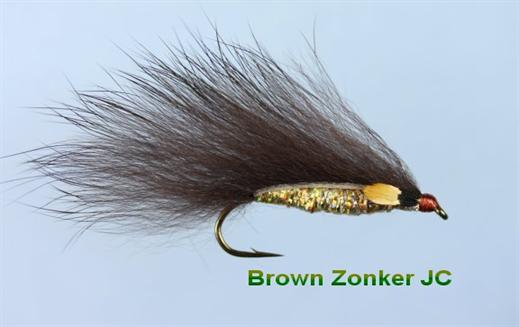 Brown Zonker JC