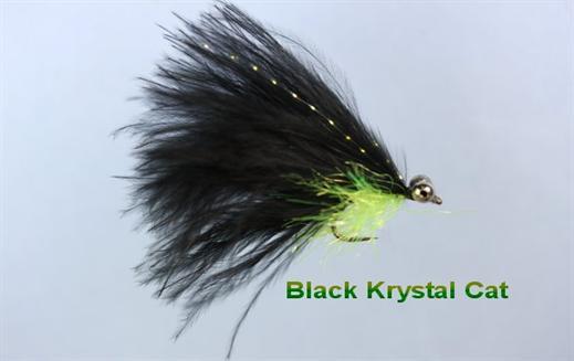 Black Krystal Cat