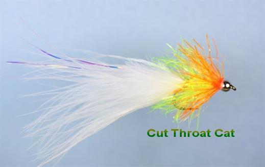 Cut Throat Cat Fly