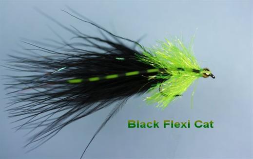 Flexi Black Cat