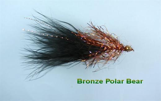 UV Bronze Polar Bear