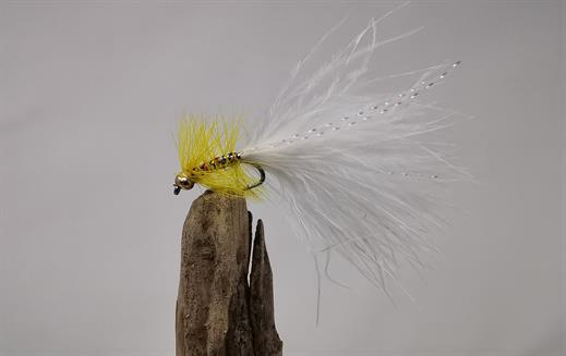 Mini Yellow Dancer