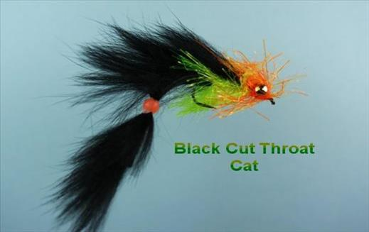 Bunny Black Cut Throat