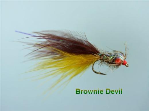 Brownie Devil