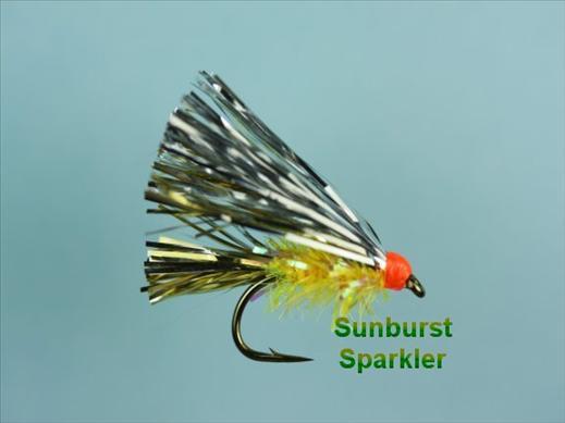 Sunburst  Sparkler
