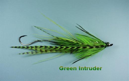 Green Intruder
