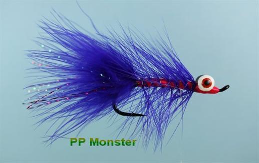 Purple Peril Monster