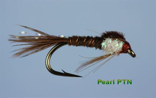 Pheasant Tail Pearl