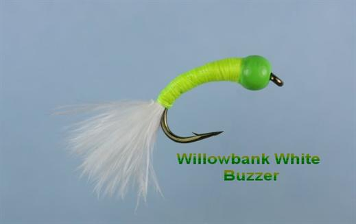 Willow White Beaded Nymph