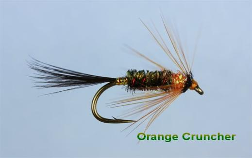 Cruncher Orange Twinkle